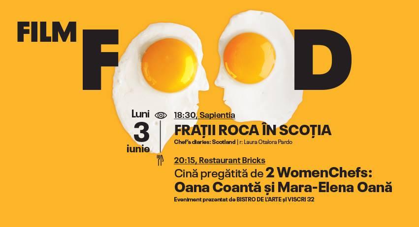 Film Food Frații Roca în Scoția