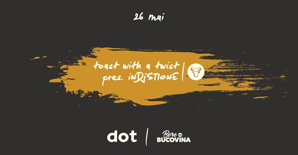 Toast with a twist presents Indjstione