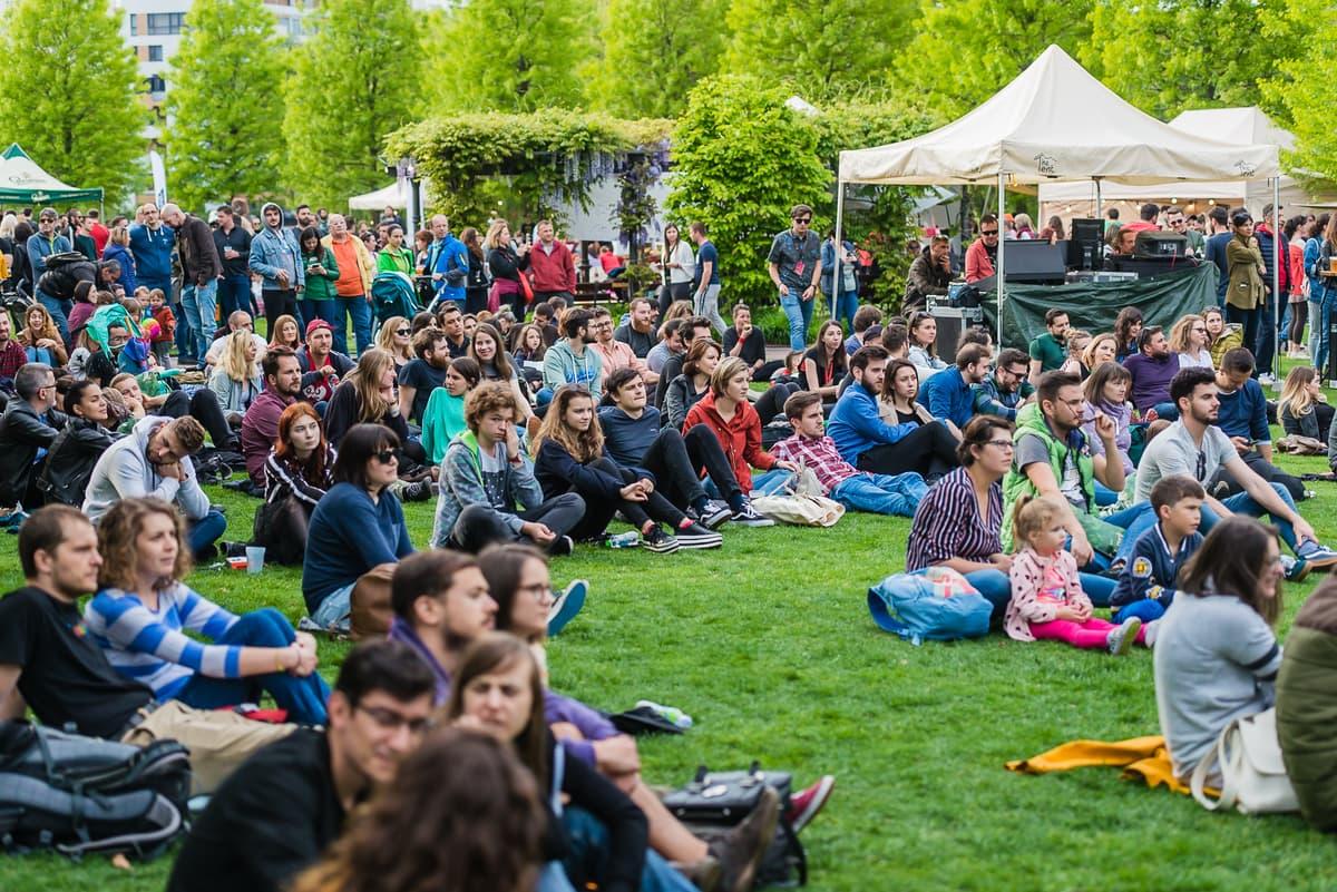 Concursul Internațional Jazz in the Park 2020 se mută la sfârșitul lunii iunie, în cadrul festivalului Jazz in the Park