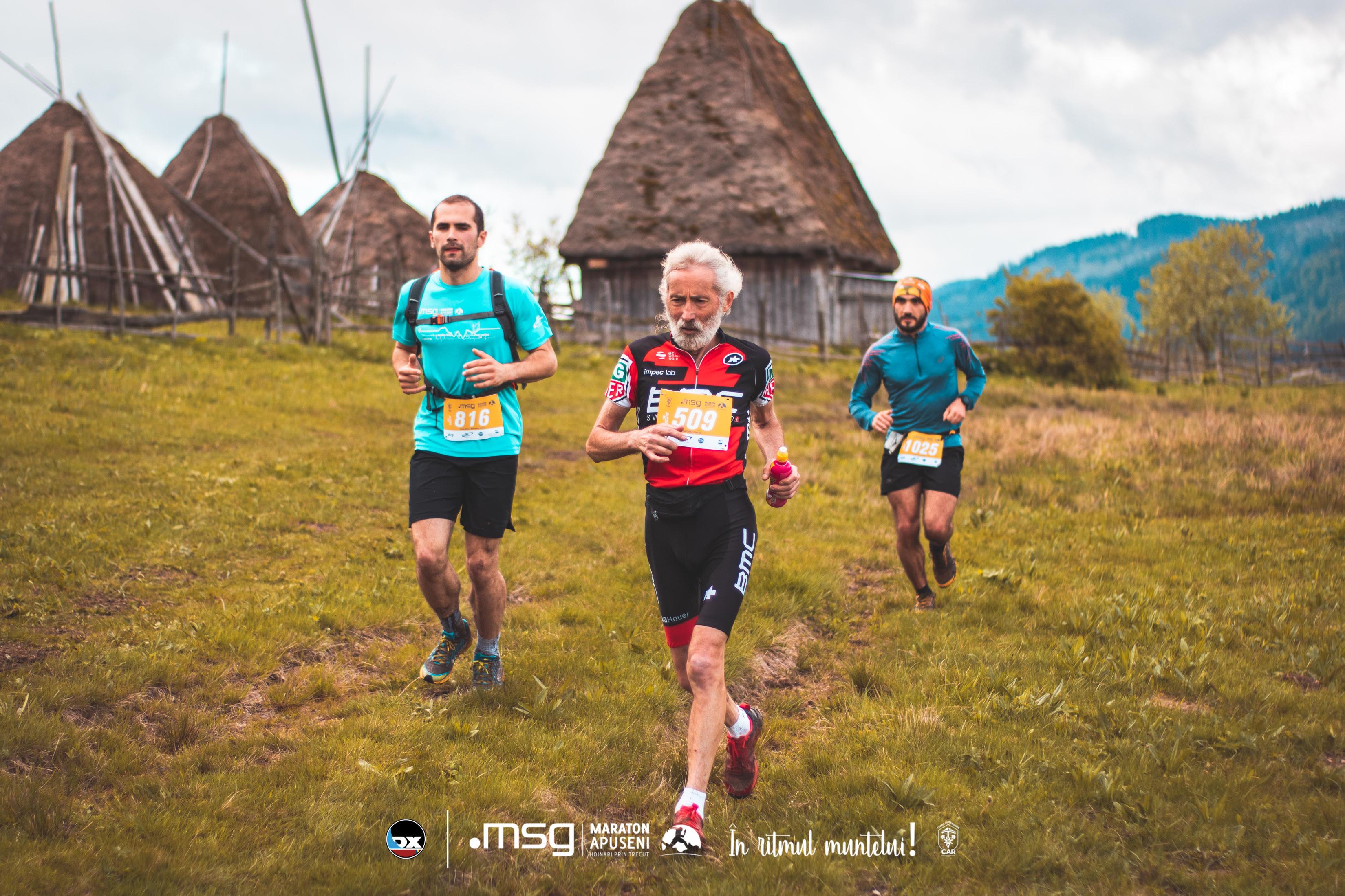 msg Maraton Apuseni 2019: un nou record de participare