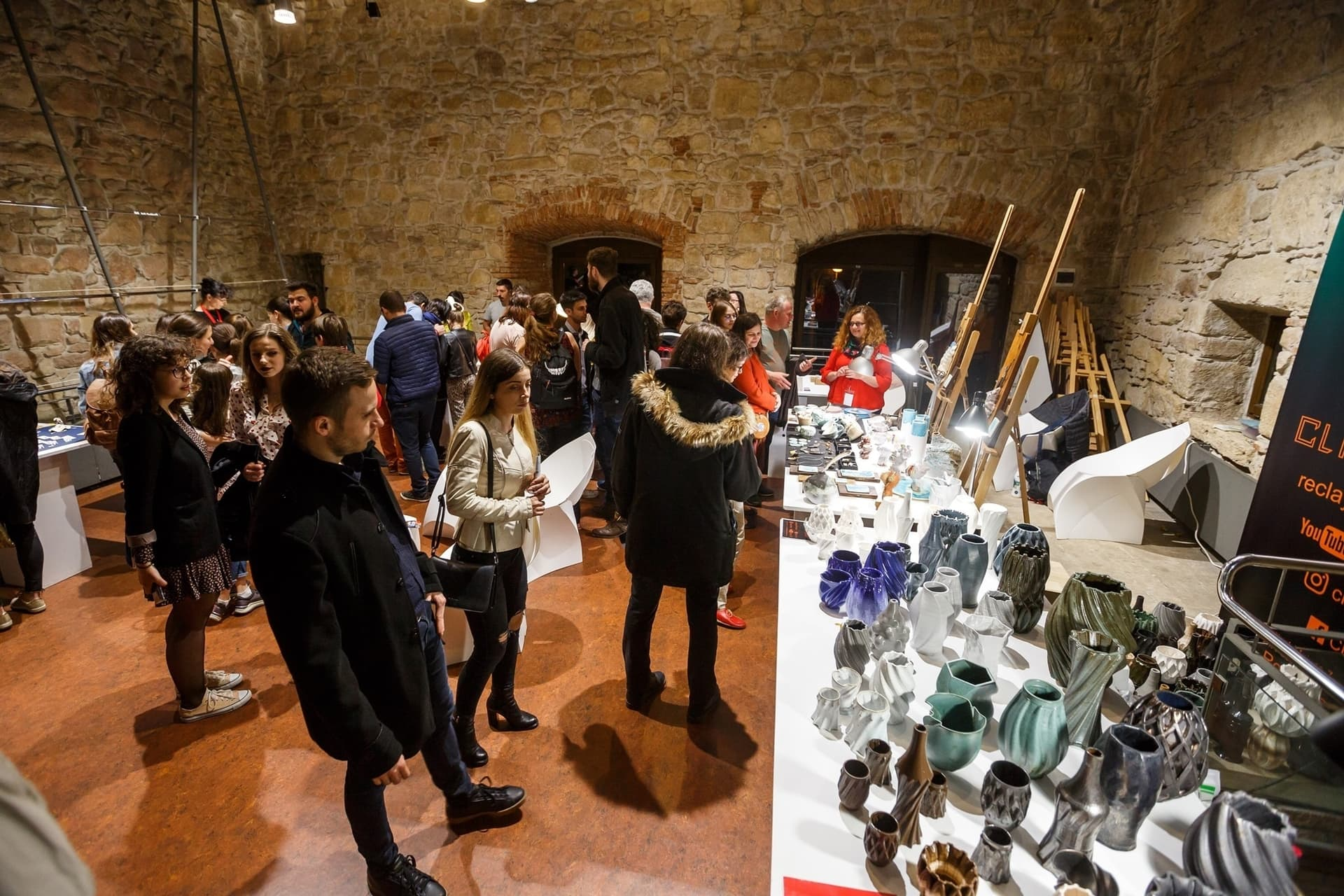 Peste 50.000 de vizitatori la Noaptea Europeană a Muzeelor de la Cluj-Napoca