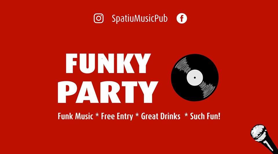 Funky Party in Spaţiu