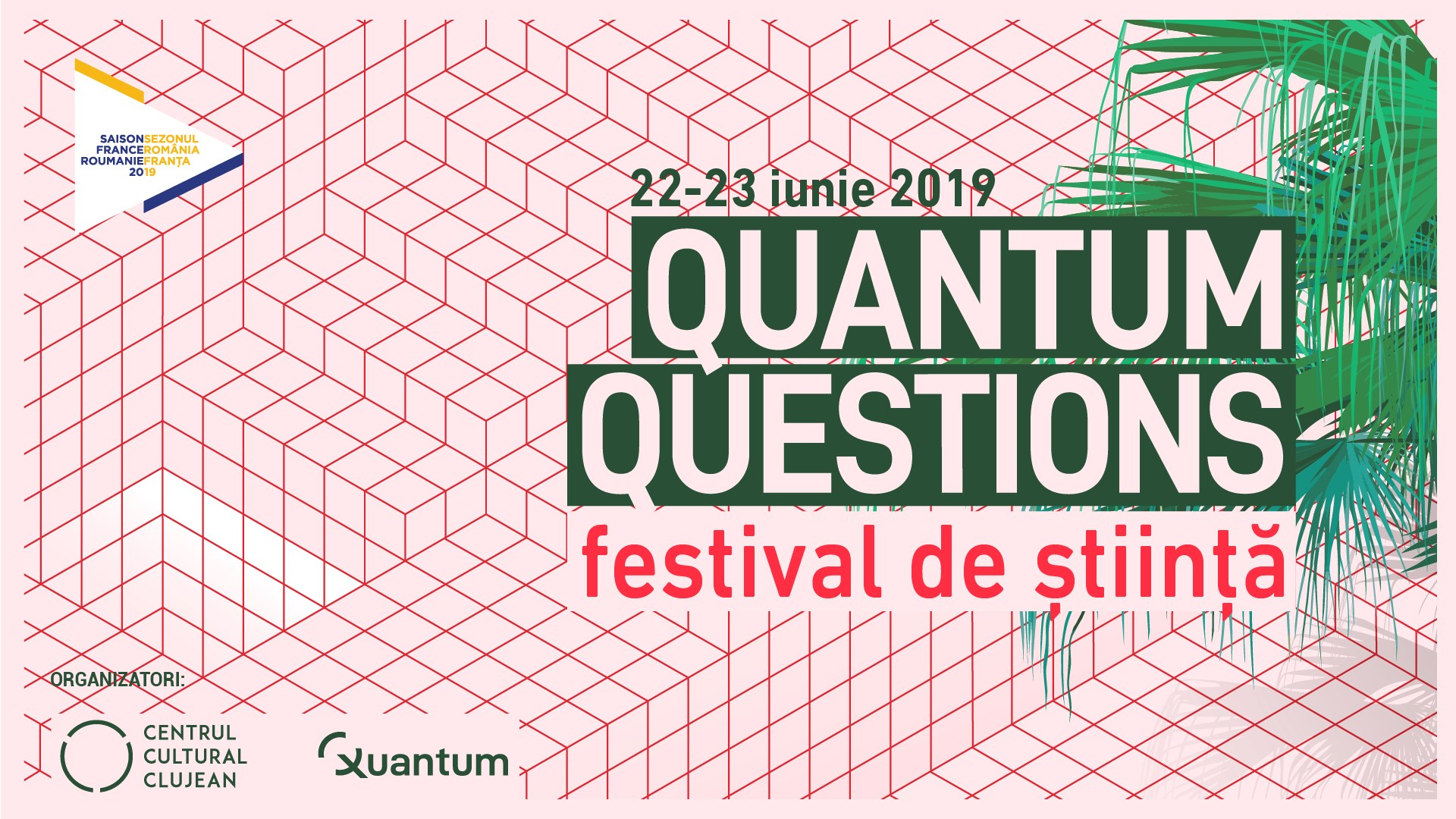 Quantum Questions - Festivalul Științei