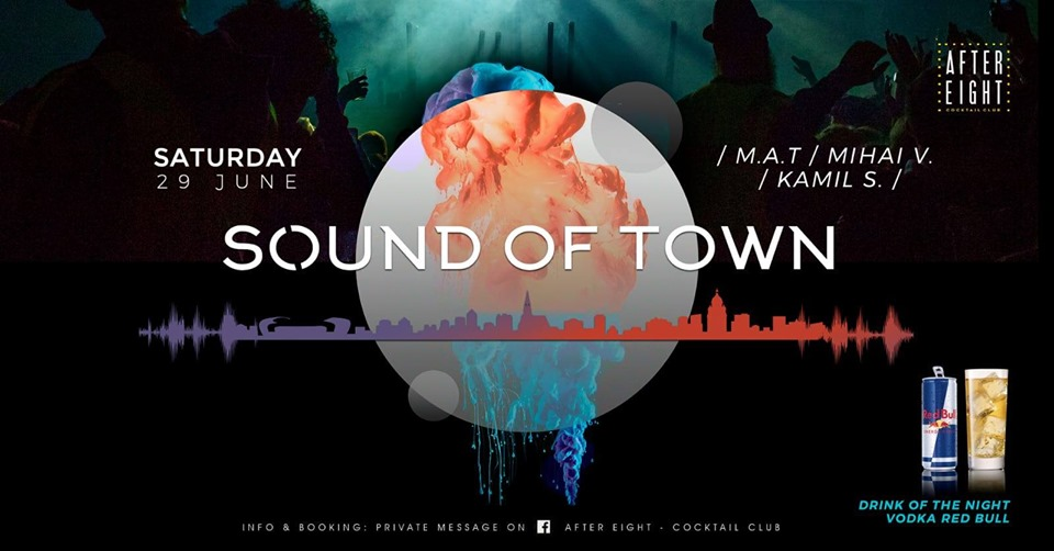 Sound of Town AfterEight - Cocktail Club