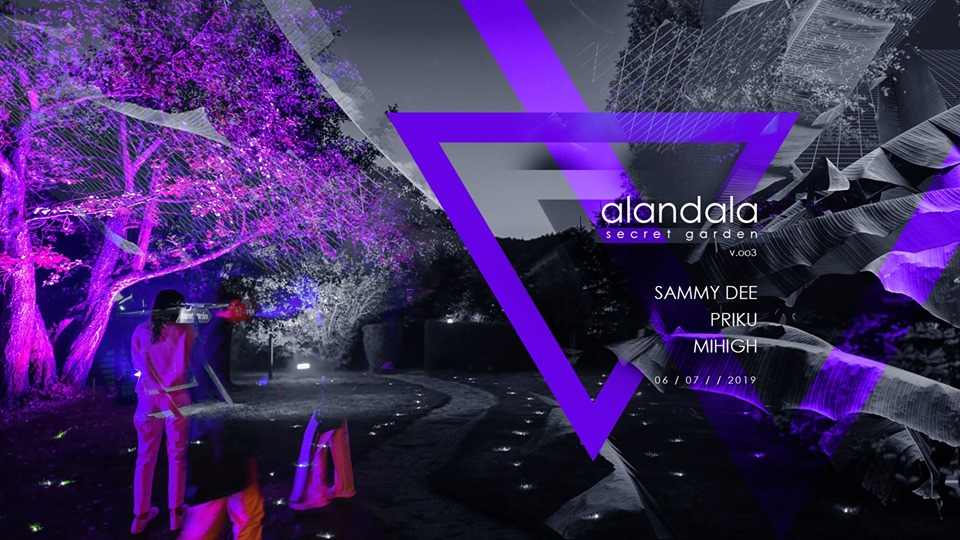 Alandala secret garden ▼ v.003