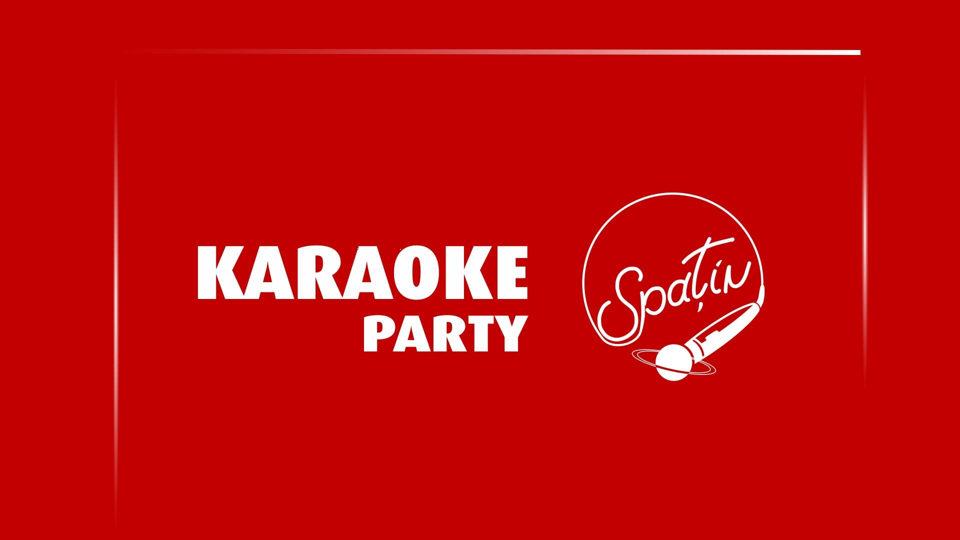 Friday Karaoke Party