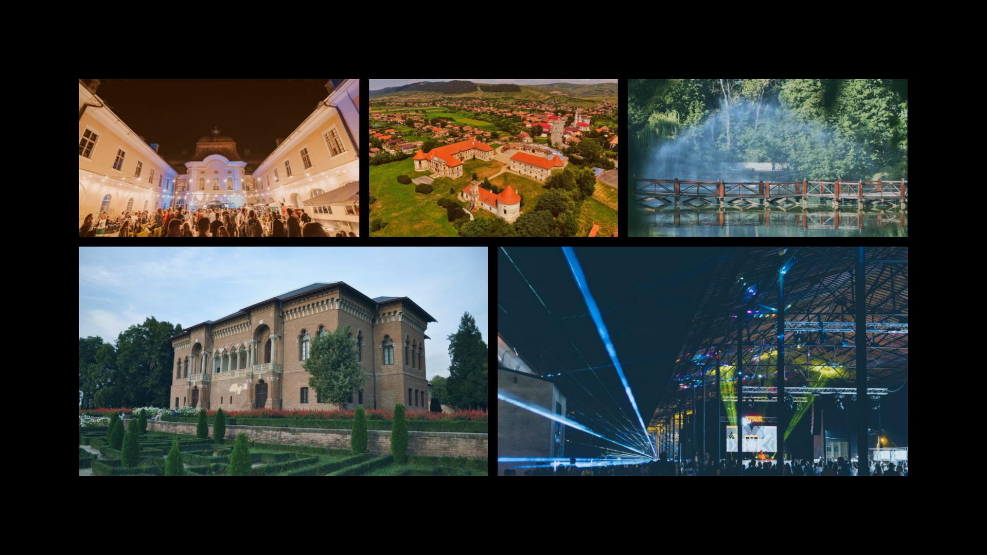 5 festivaluri de muzică care aduc locații inedite la viață