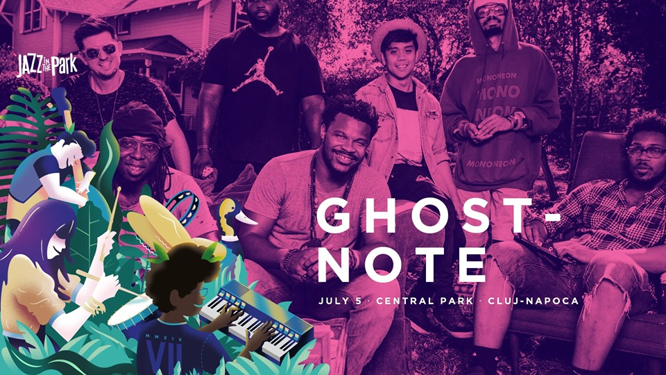 Ghost-Note @Jazz in the Park