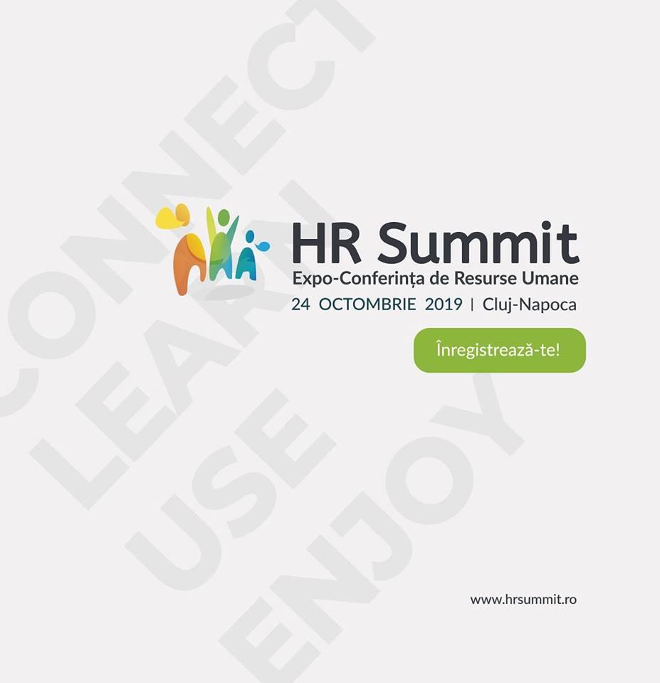 HR Summit 2019: Connect Learn Use Enjoy
