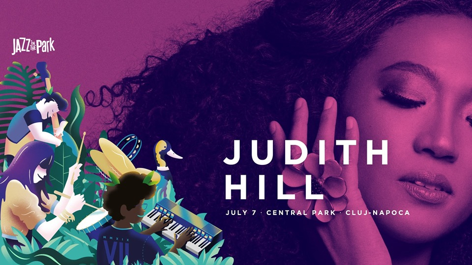 Judith Hill @ Jazz in the Park