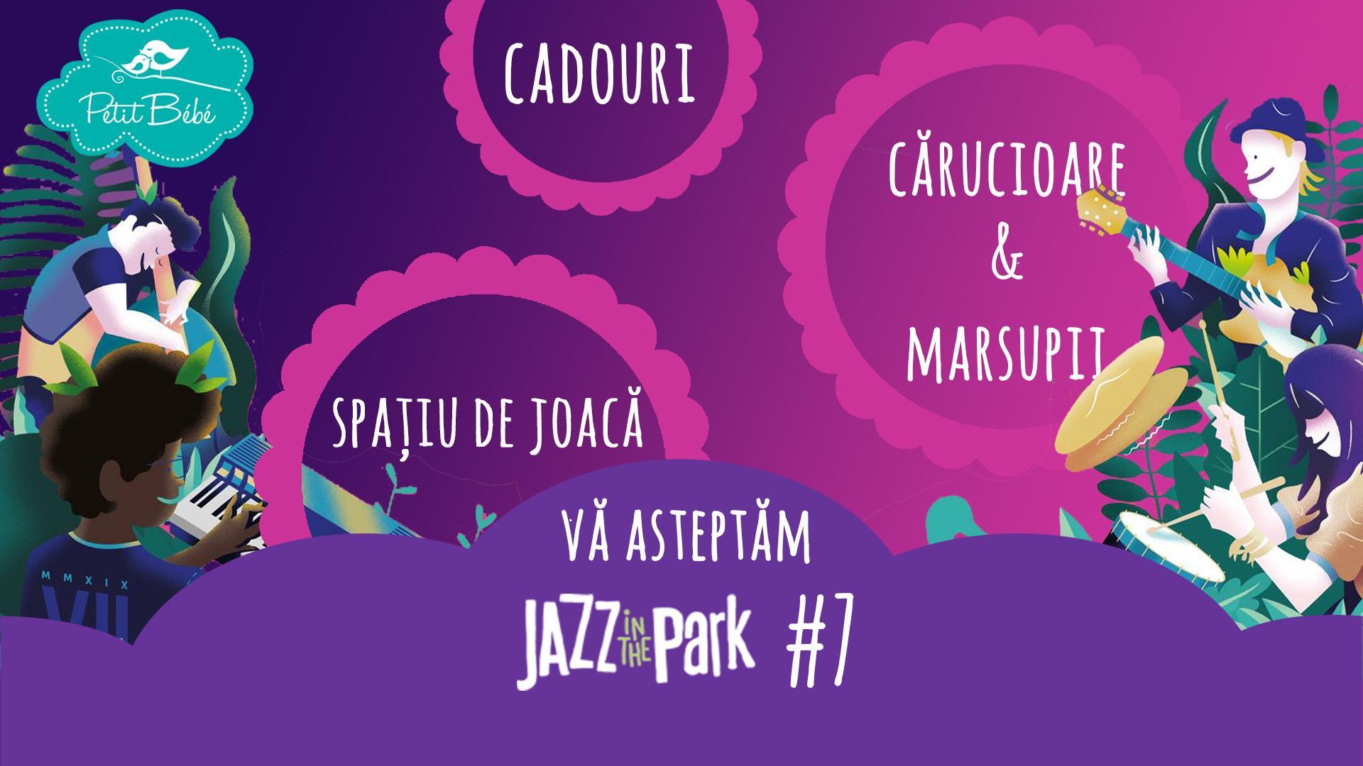 Ne jucam la jazz in the park