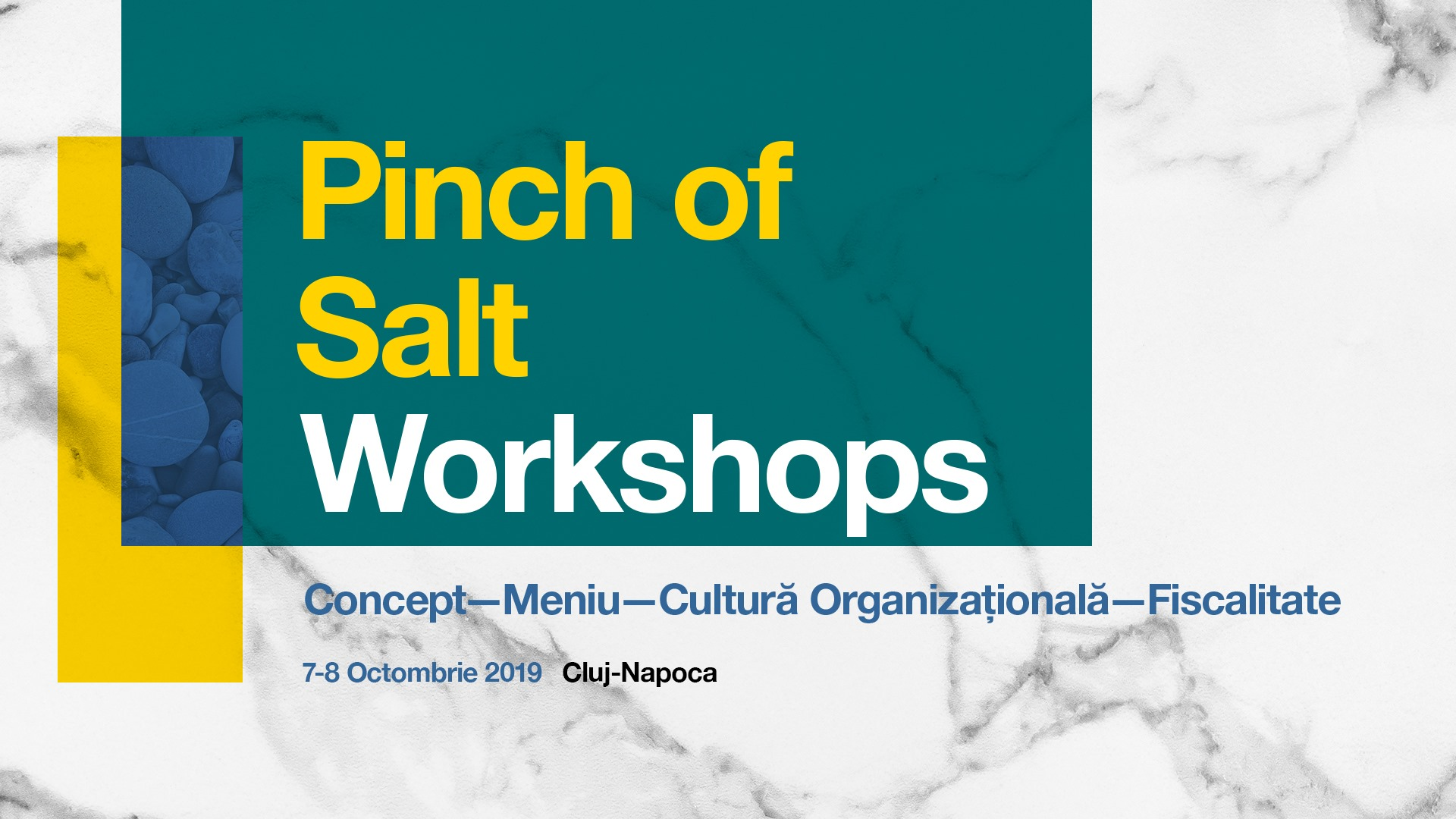Pinch of Salt | Workshops