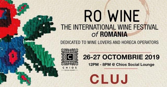 RO Wine – International Wine Festival of Romania | Cluj
