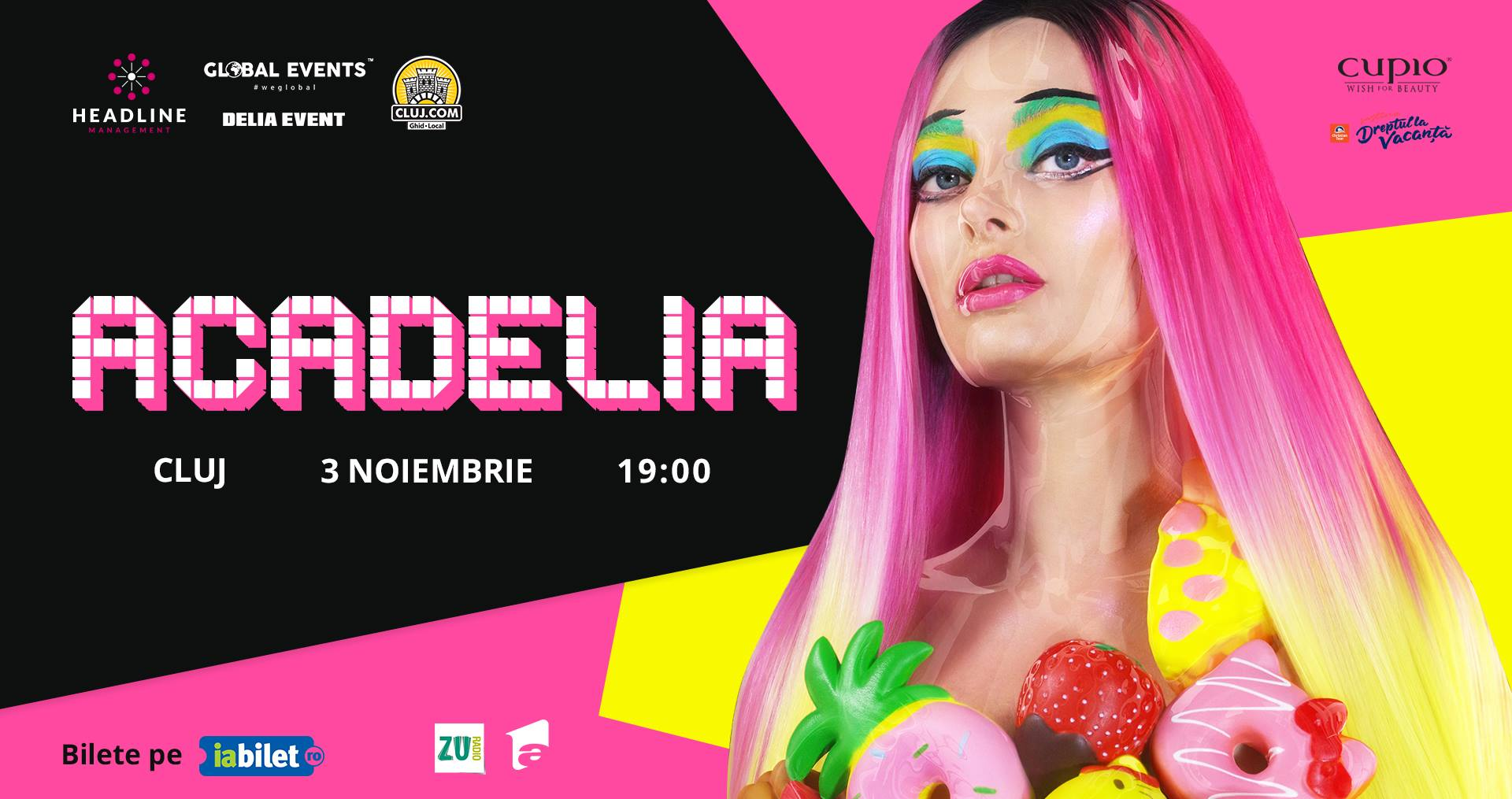 Acadelia @ BT Arena