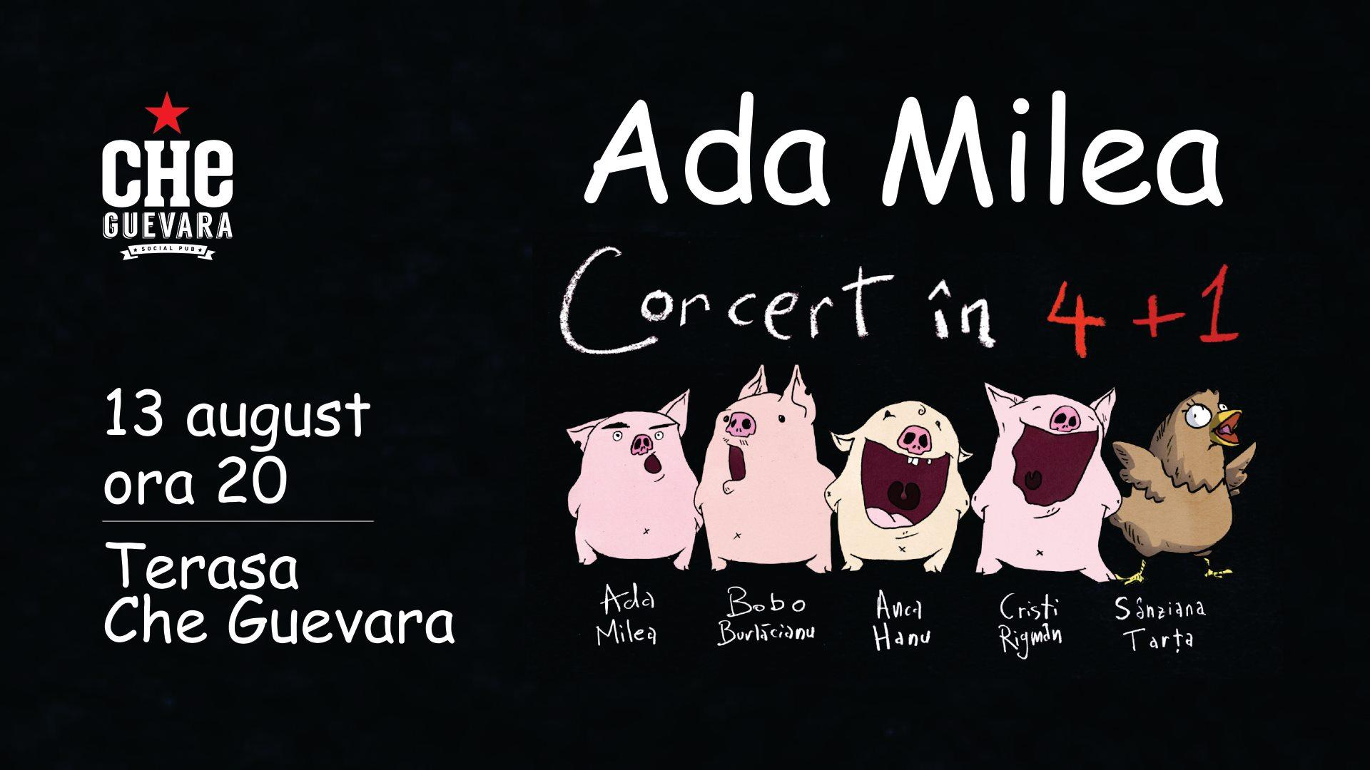 Ada Milea | Concert'n 13 august