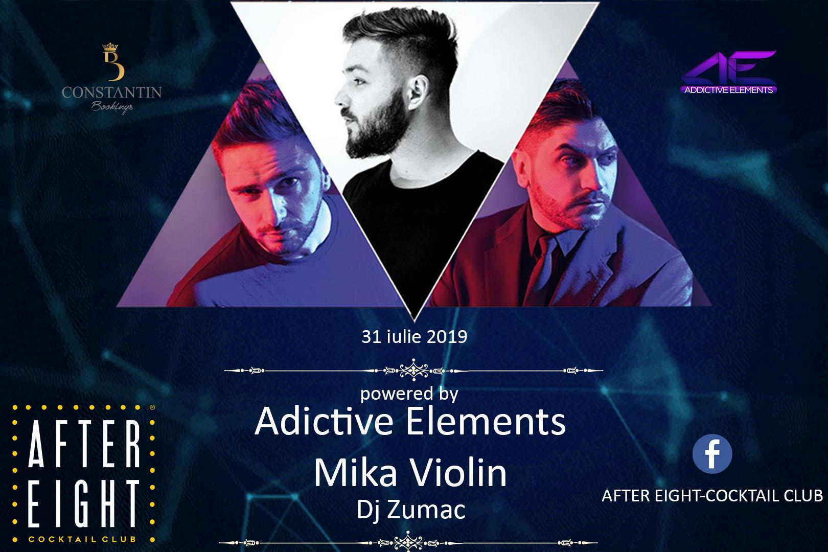 Addictive Elements & Mika Violin