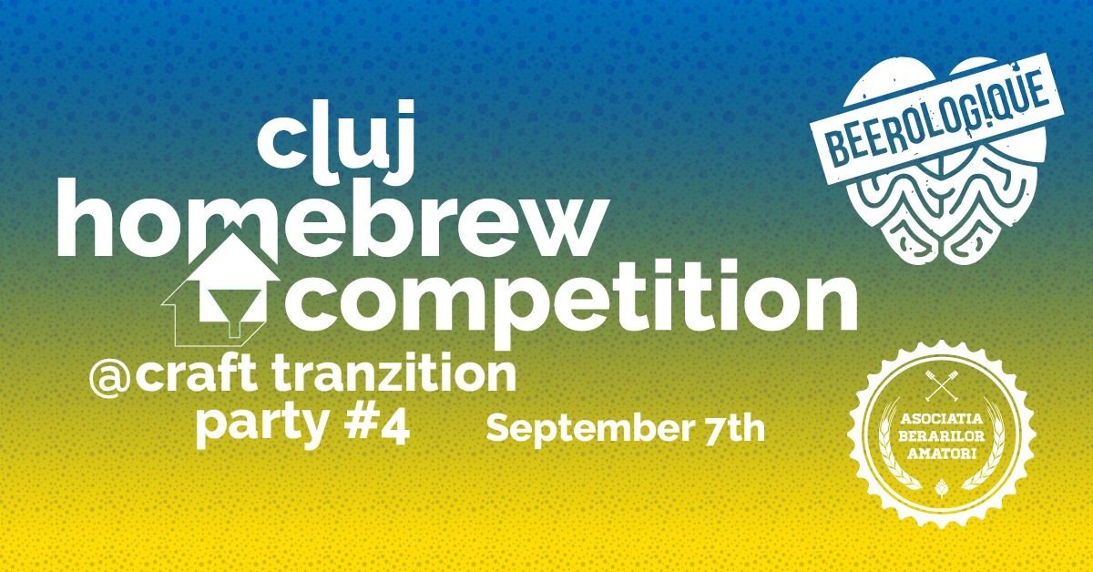 Cluj Homebrew Competition 2019