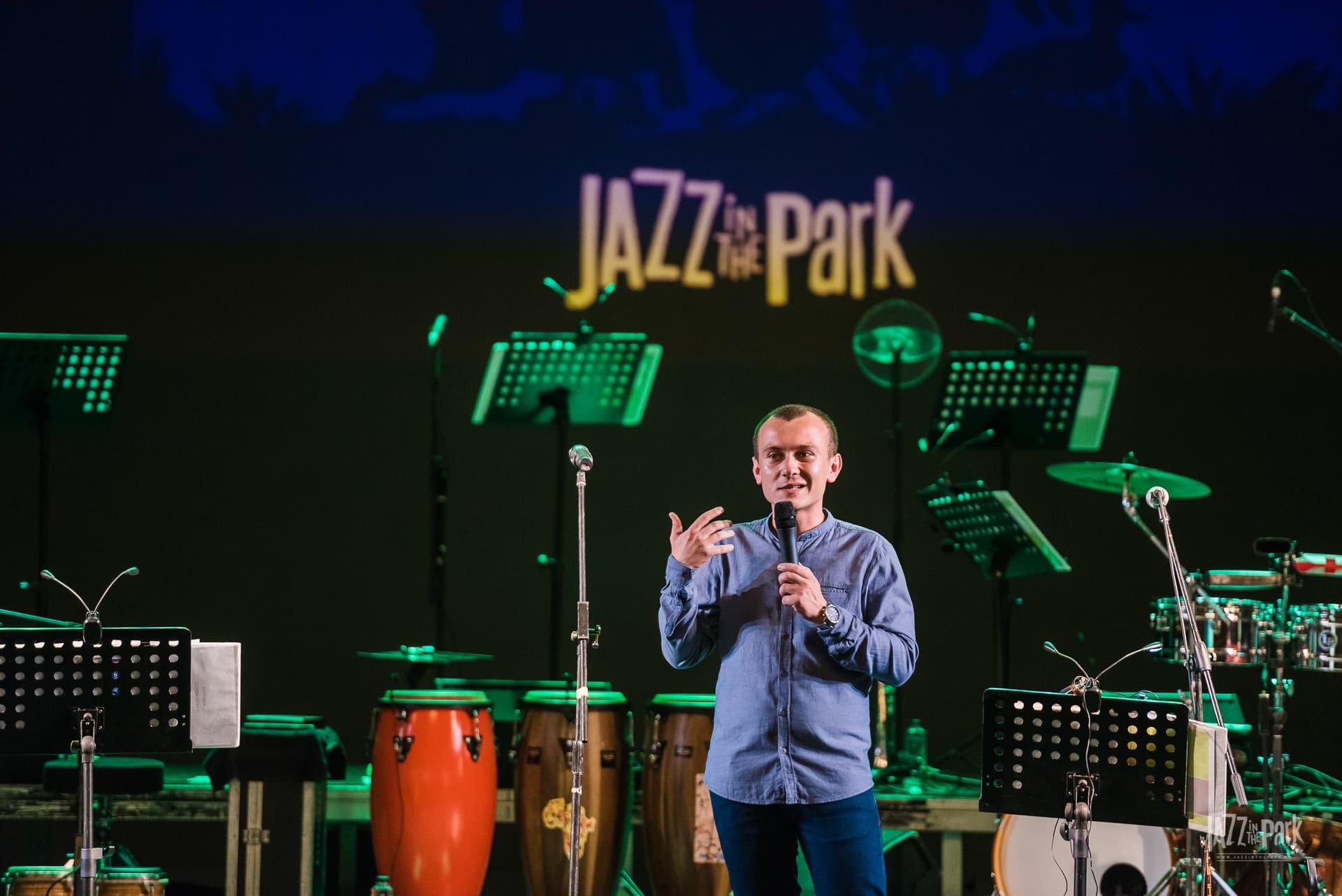Începe ediția a șaptea Jazz in the Park