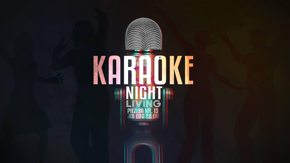 Karaoke Night @ Living Pub