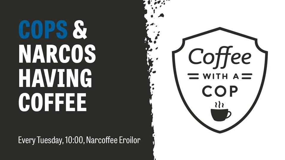 Cops & Narcos having coffee