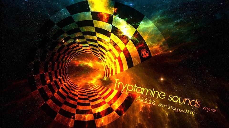 Tryptamine Sounds with Aldaris @ Sisters