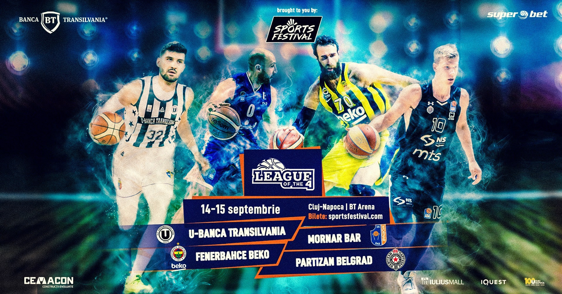 League of the 4 | Basketball Tournament