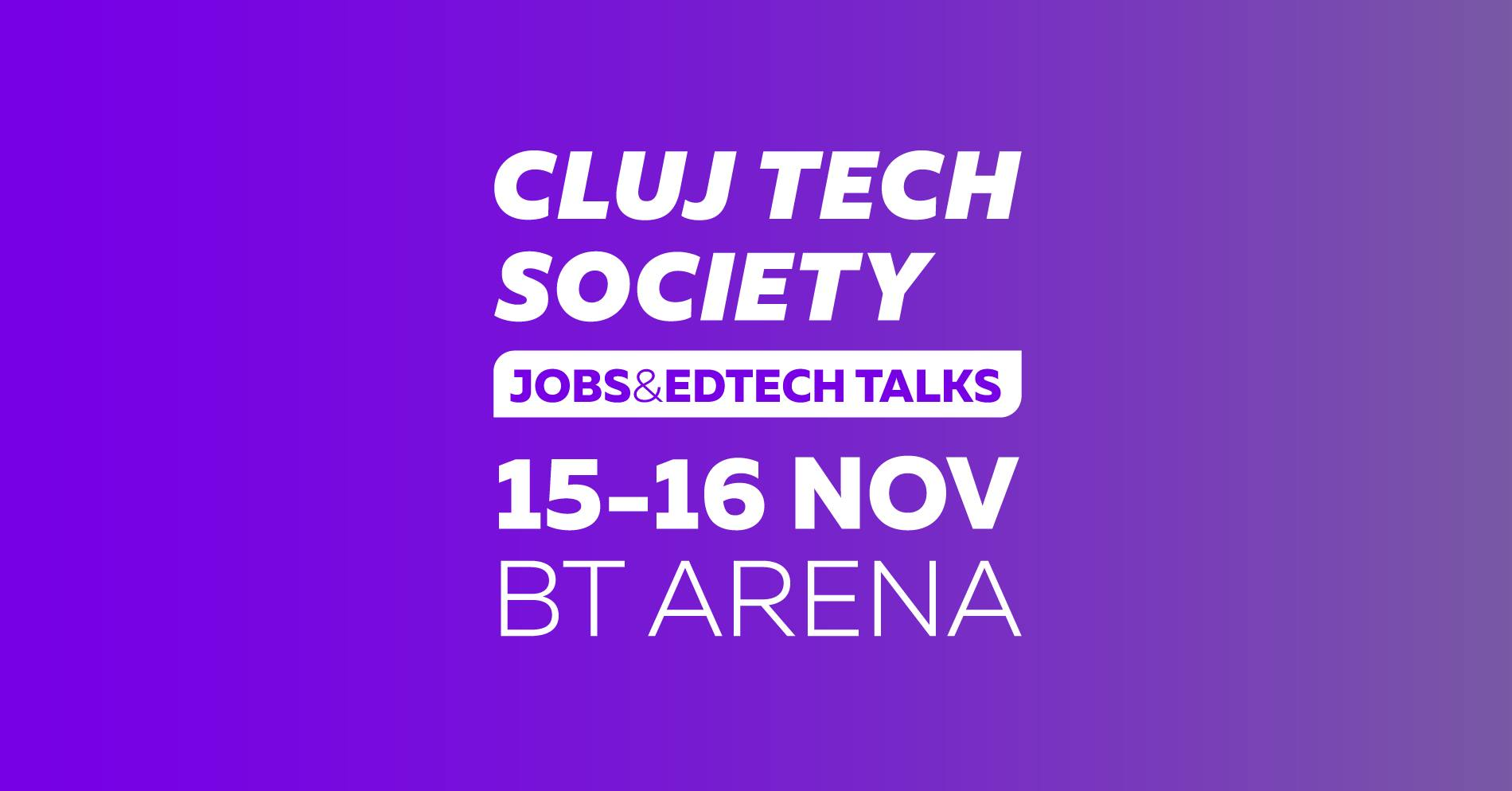 Cluj Tech Society | Jobs & EdTech Talks