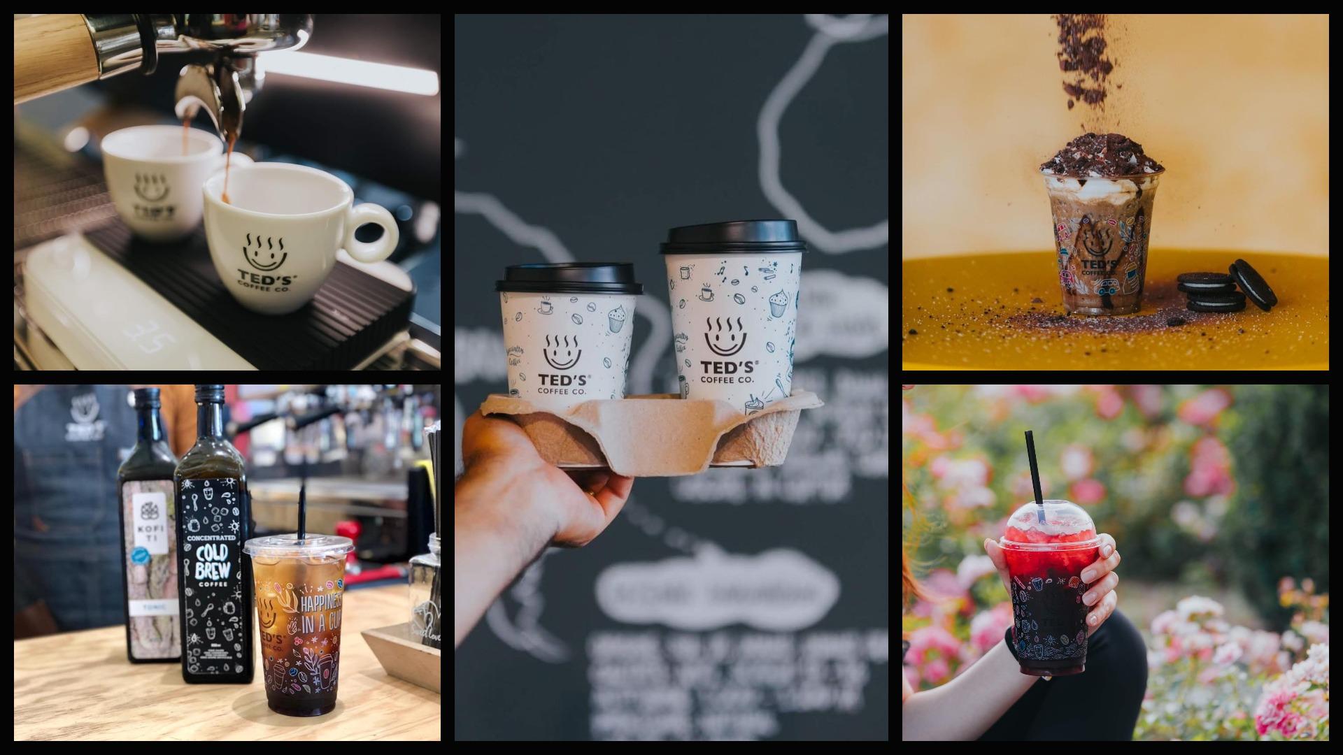 5 băuturi musai de încercat la Ted's Coffee Riviera