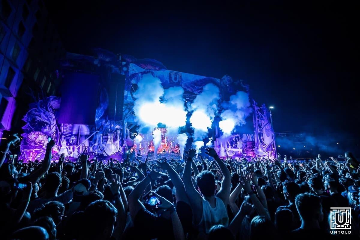 Sistem de plată, check-in și acces în festival la UNTOLD 2019