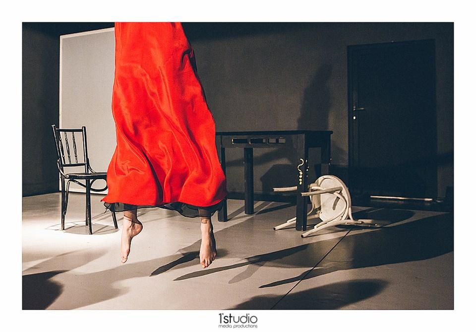 Atelier de dans contemporan / cu Oana Mureșan