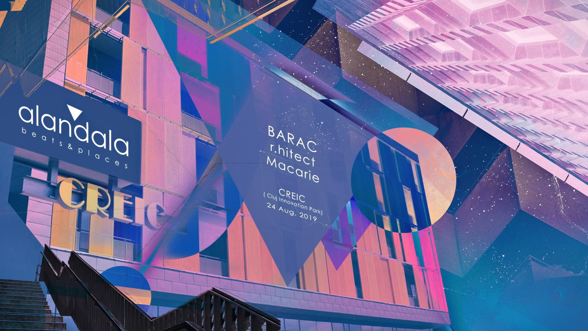 Alandala ▼ Takeover [inovation_park] w/ BARAC