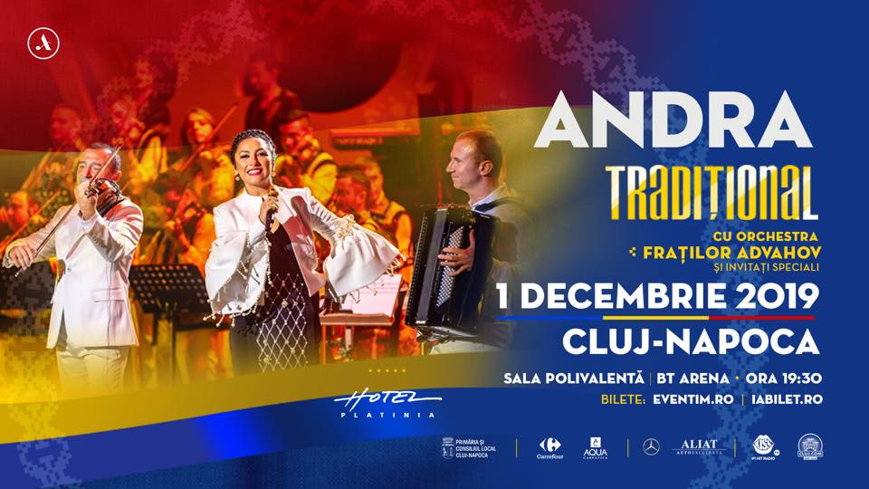 TRADITIONAL – Cluj | Andra