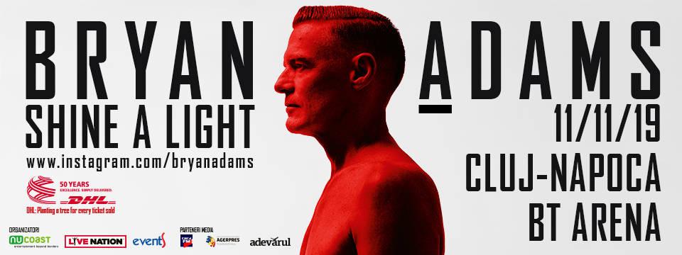 Concert Bryan Adams @ BT Arena