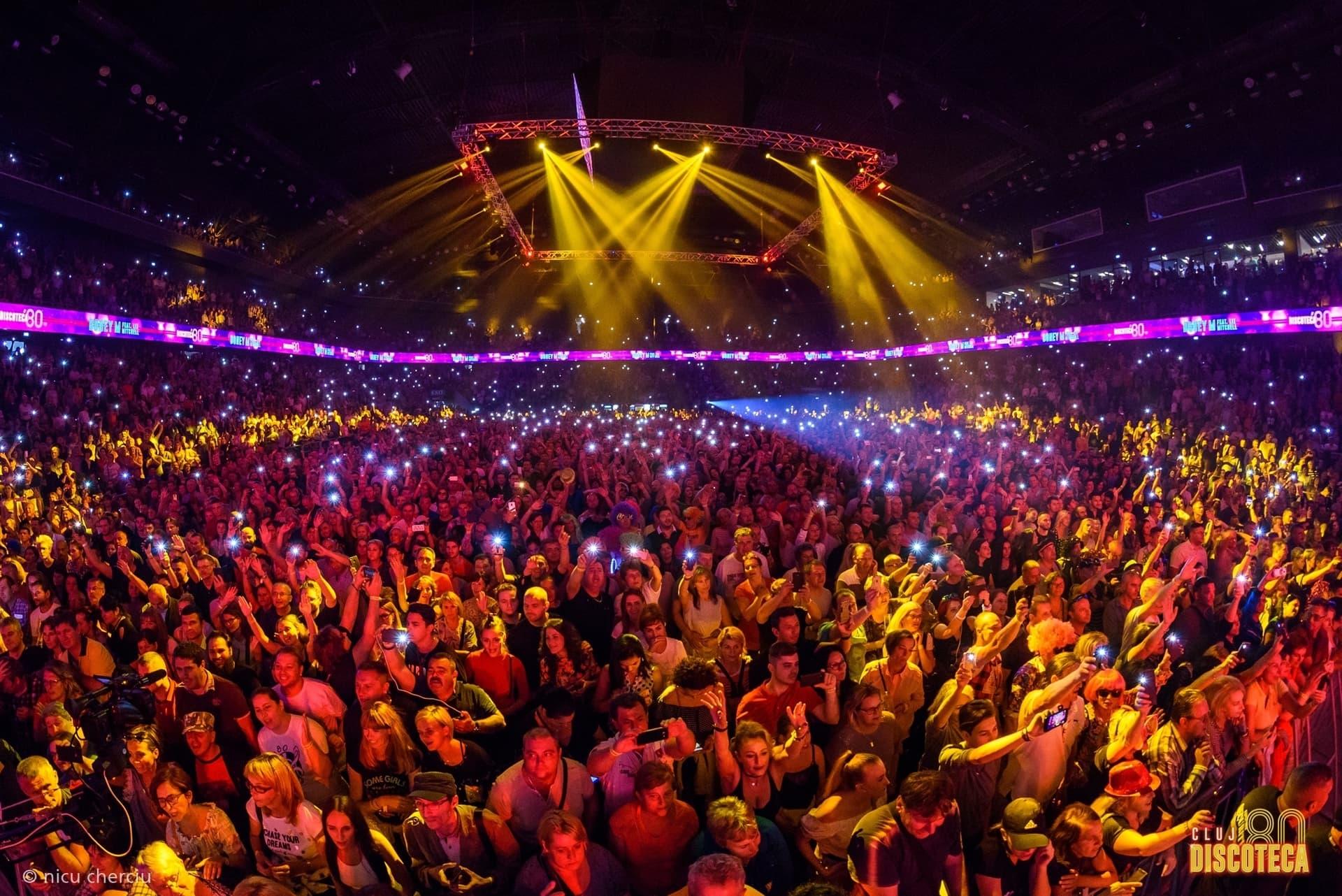 Ultimele 300 de bilete disponibile la concertul Discoteca '80, ediția 2019!