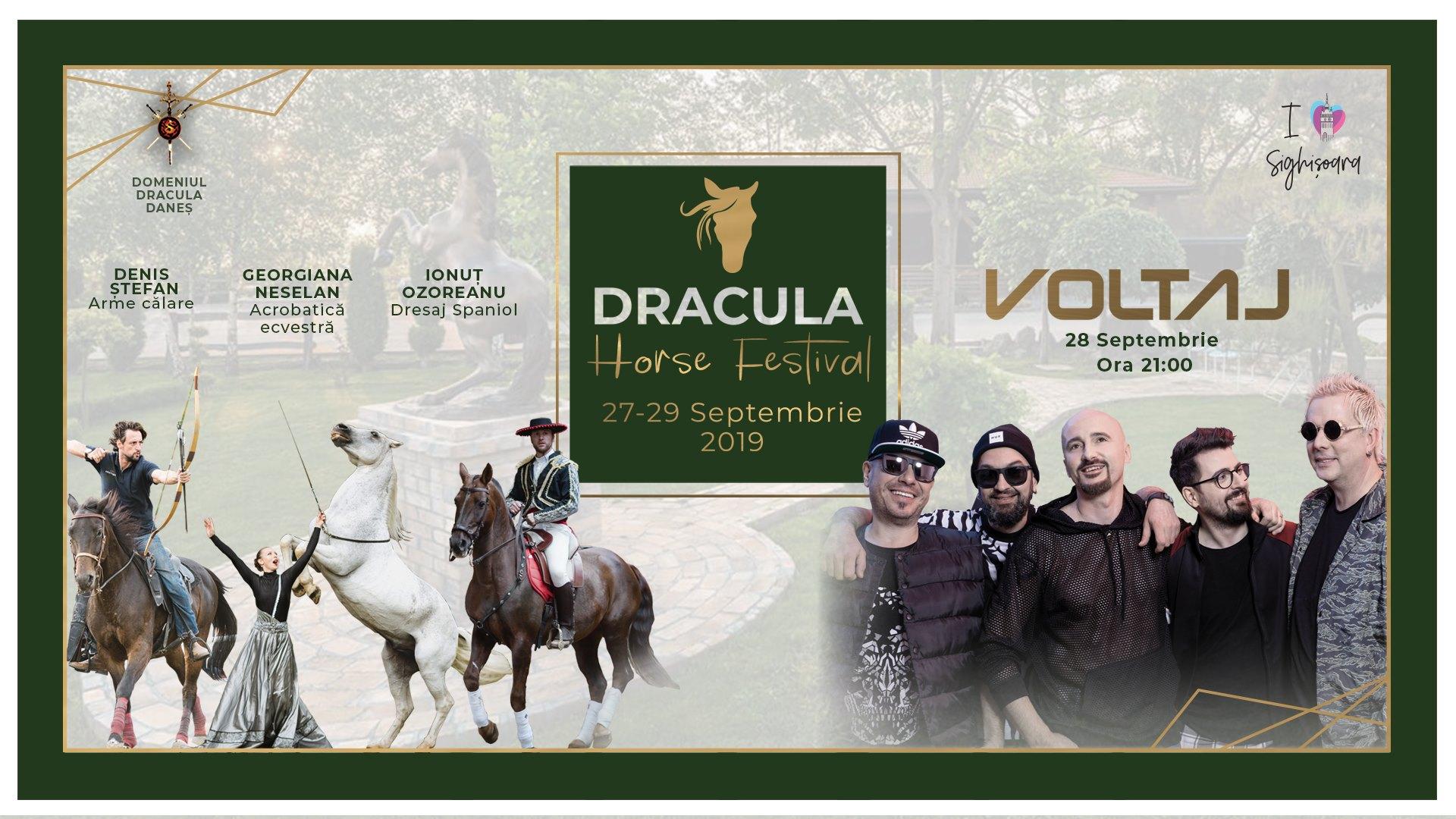 Dracula Horse Festival 2019