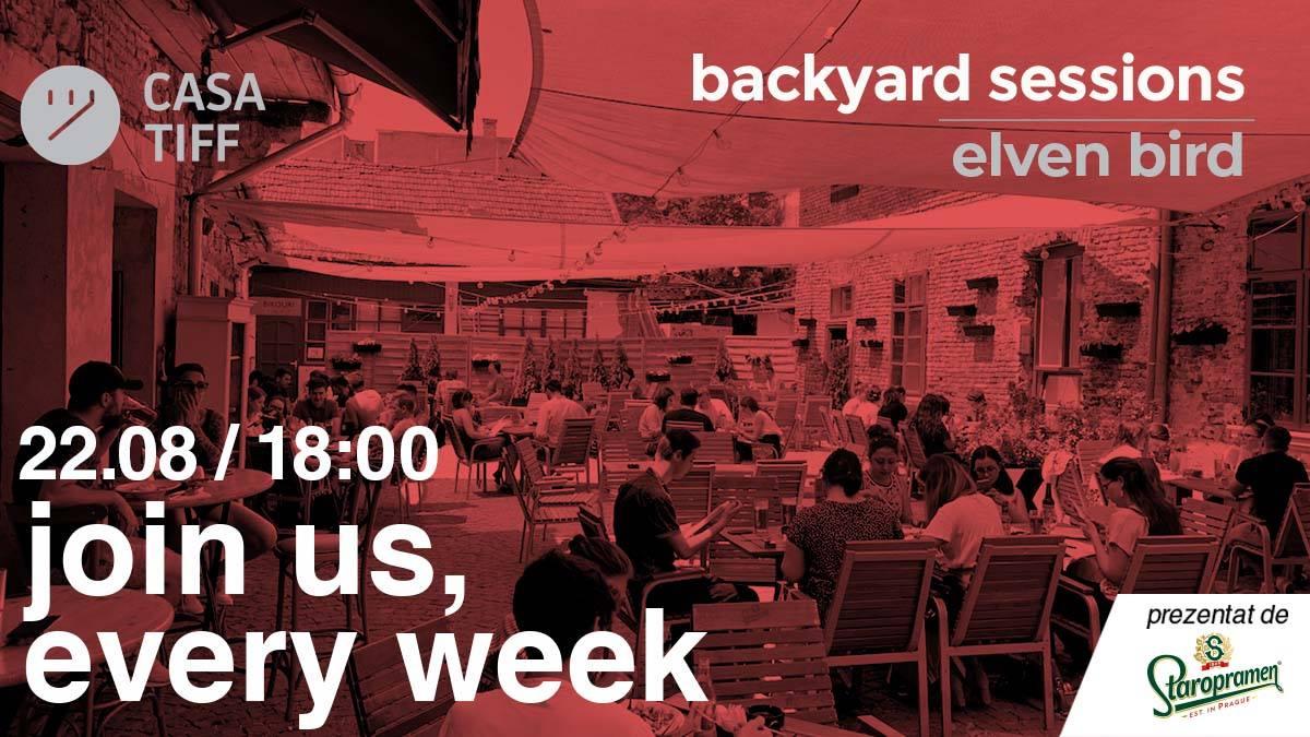 Elven Bird | TIFF Backyard Sessions