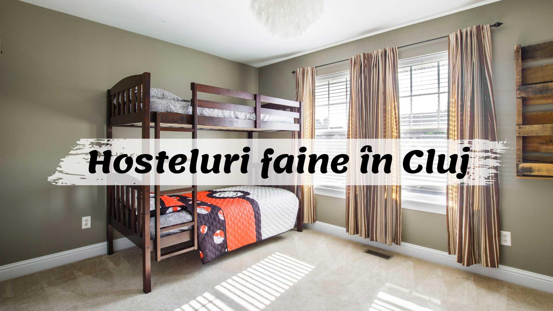5 dintre cele mai faine hosteluri din Cluj