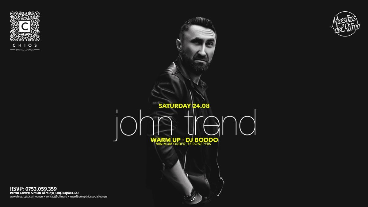 John Trend – Maestros Del Ritmo