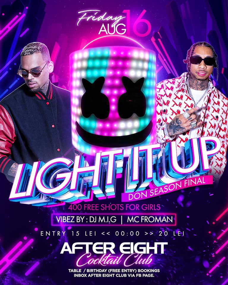 Light it up (DON Season Final)