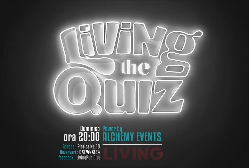 Living the Quiz @ Living Pub