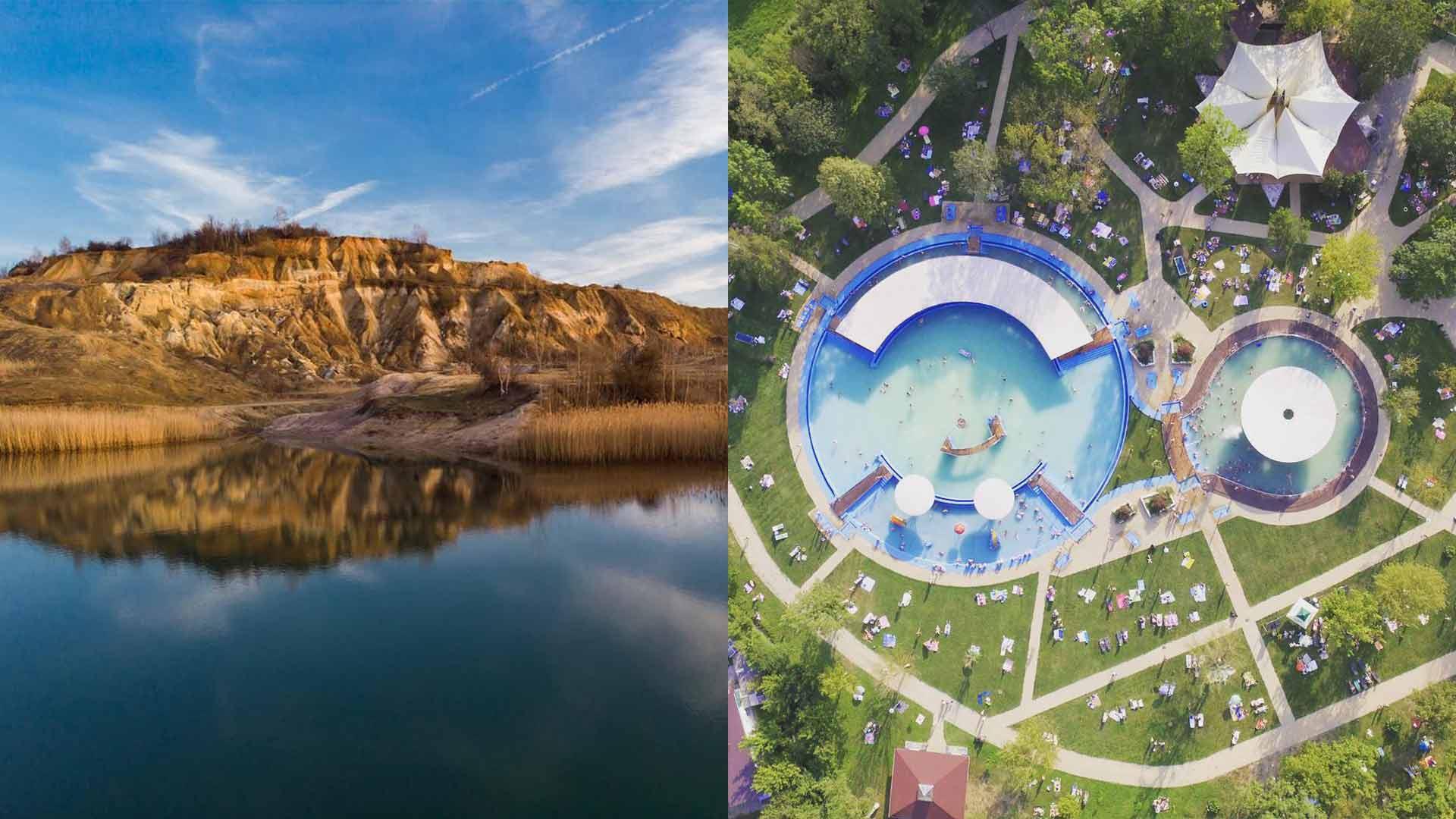 8 locuri aproape de Cluj unde poți merge dacă ai chef să înoți