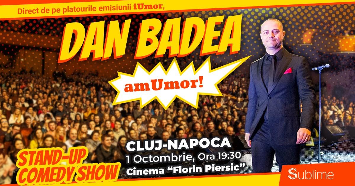 Stand-up Comedy: Dan Badea – amUmor