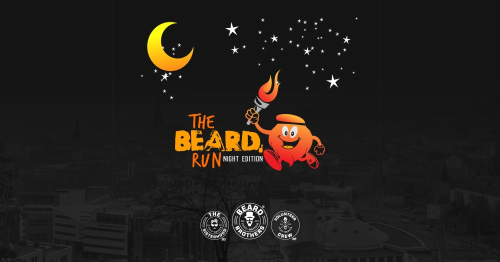 The Beard Run – Night Edition