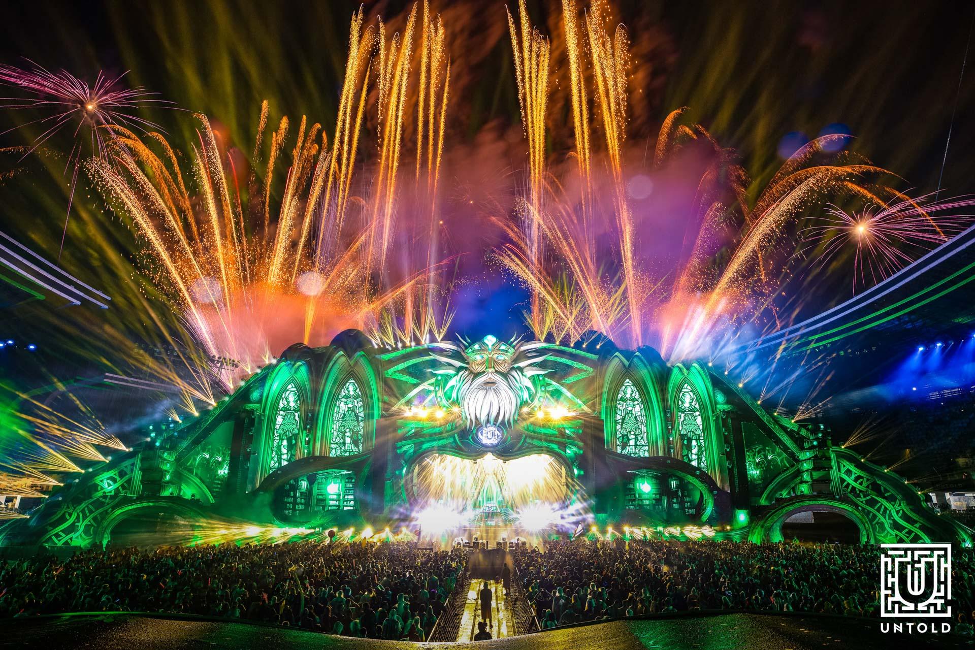 Peste 95.000 de participanțI în a doua zi a festivalului UNTOLD