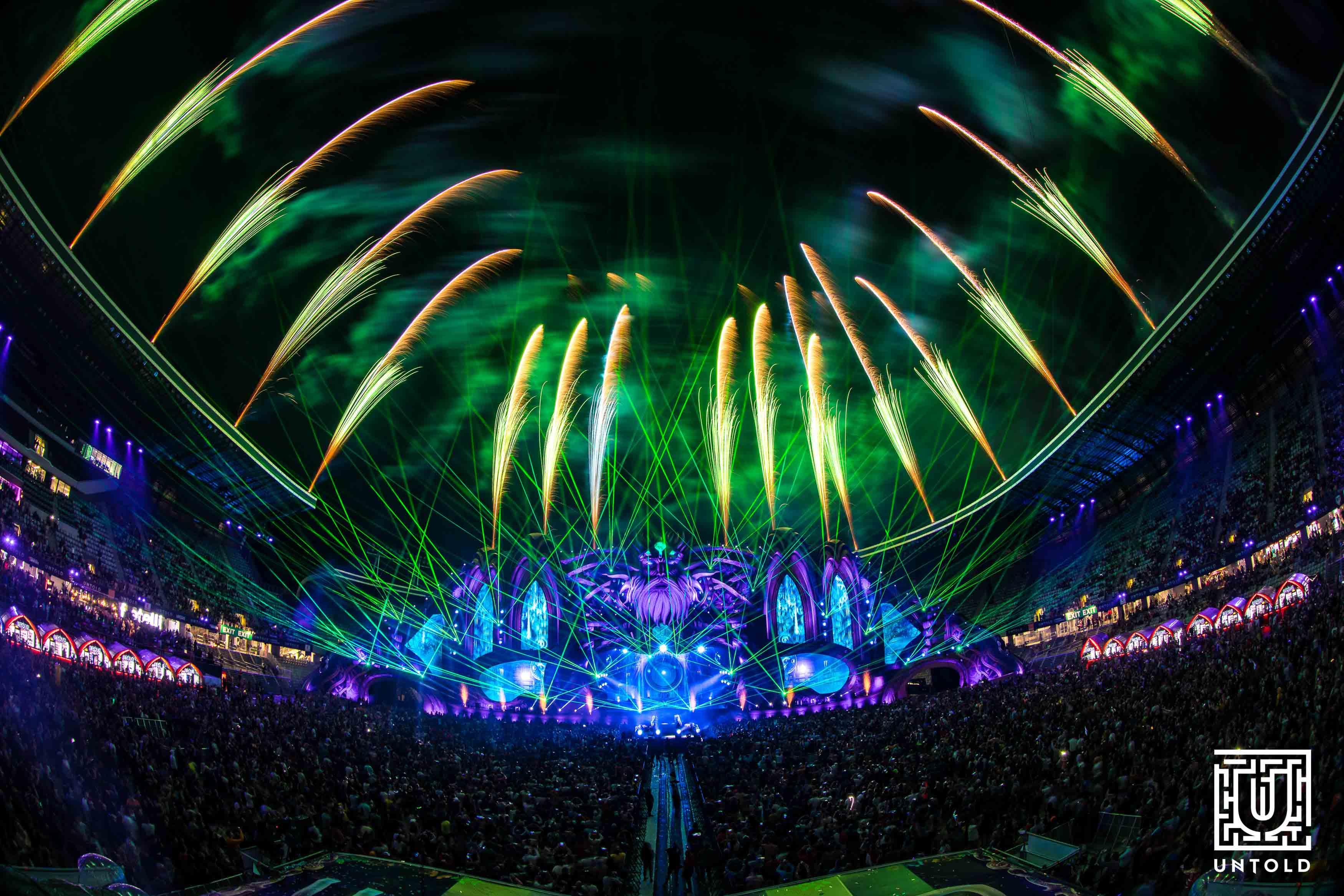 Peste 372.000 de participanți în cele patru zile ale festivalului UNTOLD 2019