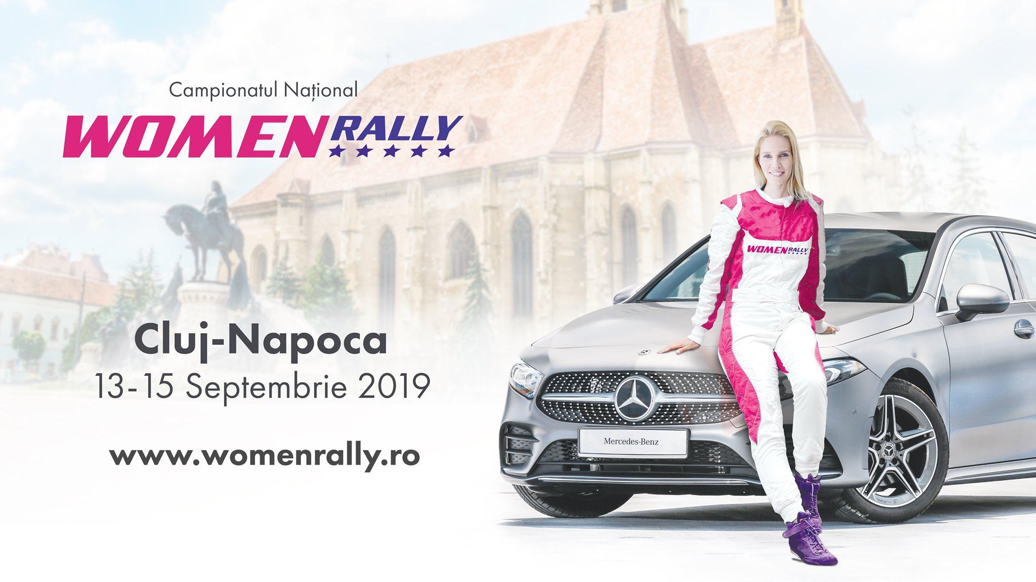 Women Rally 2019 – Cluj-Napoca (etapa a 3-a)