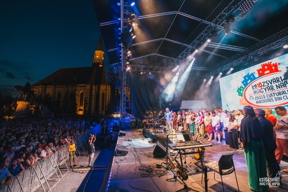 Zilelor Culturale Maghiare Cluj confirmate pentru 19 – 21 august