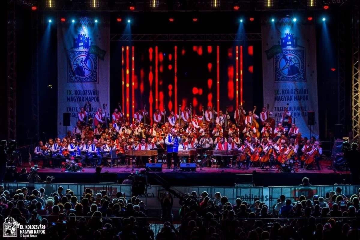 """Festivalul Zilele Culturale Maghiare din Cluj va fi anul acesta """"Mai rotunjor"""""""