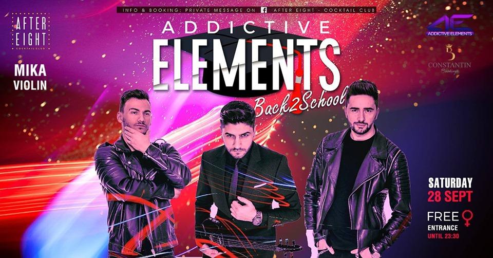 Addictive Elements & Mika Violin / Back2School