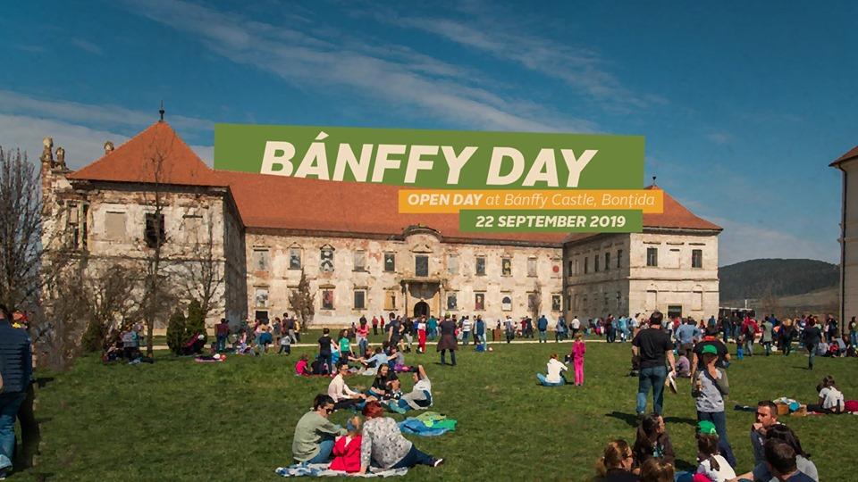 Bánffy Day: Ziua porților deschise / A nyitott kapuk napja